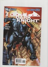 Batman: Dark Knight #1 - New 52! - 2011  (Grade 9.2) WH