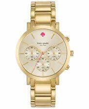 Kate Spade New York Gramercy Grand Champagne Gold-tone Ladies Watch 1YRU0715