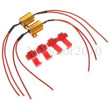 2 Resistance Anti Sans Erreur ODB Pour 25W Ampoule LED P21W W21W W21/5W PY21W