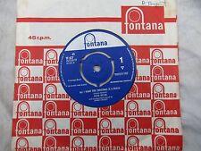 DORA BRYAN ALL I WANT FOR CHRISTMAS IS A BEATLE Fontana tf 427. pop '60's 45 rpm