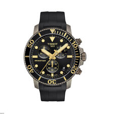 TISSOT Seastar 1000 Chronograph Quartz Black Dial Men's Watch T120.417.37.051.01