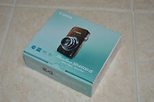 Brand New Canon Powershot SD4500 BROWN 10MP 10x Zoom Digital Camera MSRP $399