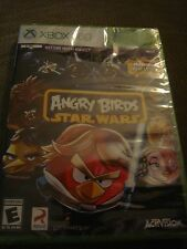 XBOX 360 GAME ANGRY BIRDS STAR WARS BRAND NEW & SEALED