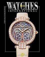WATCHES INTERNATIONAL - TOURBILLON INTERNATIONAL (COR) - NEW PAPERBACK BOOK