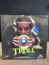 Troll Laserdisc