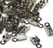 300 Endkappen für Halskette Armbänder Metall Kappen 6mm Schmuck DIY M16#3