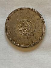 1964 Canada Silver Dollar  80% Silver