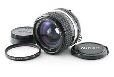 [N.Mint] Nikon NIKKOR 28mm f/2.8 Ai-S AIS Wide Angle MF Lens from Japan #67