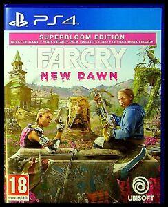 FACRY New Dawn -  PS4