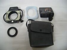 Nikon Speedlight SB-21 ring flash and AS-14 controller