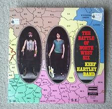 "FACTORY SEALED-Keef Hartley Band ""Battle of NW6"" ~Orig 1969 Issue-Deram 18035"