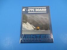 CTC Board Magazine (Railroads Illus.) February 1990 Winter Photo Section M4017