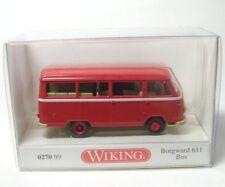 Borgward Bus (Coral Red)