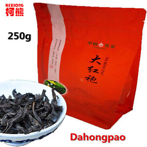 Premium 250g Wuyi Da Hong Pao Big Red Robe Oolong Tea Wuyi Yan Cha Cliff Tea Wul
