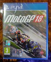 Sony Ps4/PlayStation 4 Moto Gp 18 versione Italiana nuovo e sigillato