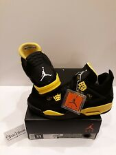 Jordan IV 4 Thunder Size 11 BNIB