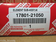 COROLLA YARIS AIR FILTER ZRE152 NCP9# NCP13# ** TOYOTA GENUINE PARTS **