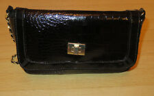 Atmosphere Black Bag, Faux Leather