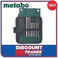 Metabo 13 Piece SDS+ Hammer Drill Bit & Chisel Set METABO13SDSKIT - AU69001600