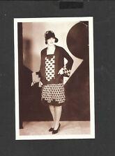 Nostalgia Postcard Ladies  Afternoon Suit 1929