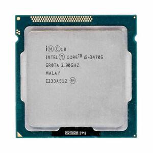 Intel Core i5-3470S i5 3470S 2.9 GHz ORIGINAL iMAC LATE 2012