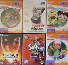 Lot #557 of (6) PC Games