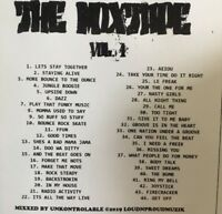 Oldschool Megamix Cd Party Mix Disco Funk Freestyle THE MIXTAPE 1 Dj Wedding