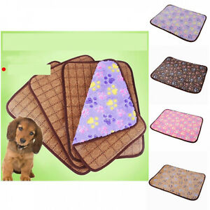 Cartoon Pet Dog Cat Non-Toxic Cooling Mat Blanket Cushion Floor Sleeping Bed Pad