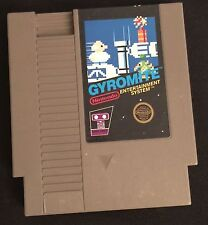 Gyromite (Nintendo, 1985) NES GAME ! Free shipping ! 5 screw classic cartridge !