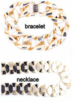 Gorgeous solid chain necklace choker or bracelet multiple choices