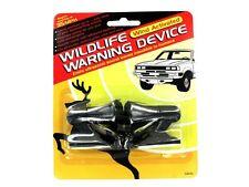 DEER WHISTLES / WILDLIFE WARNING DEVICES..BRAND NEW IN PACKAGE