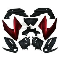 Red Painted ABS Plastic Fairing Bodywork For Motorcycle Yamaha XJ6 2009-2012 11