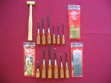GRACE PROFESSIONAL 31 PC PUNCH AND SCREWDRIVER GUNSMITH SET !! MADE IN THE USA!!