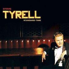 FREE US SH (int'l sh=$0-$3) ~LikeNew CD Steve Tyrell: Standard Time