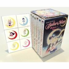 Sailor Moon Box Set (Vol. 1-6) Paperback Manga Sailormoon Naoko Takeuchi 2012