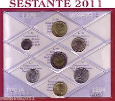 ITALY,  ITALIA , Mini Serie Divisionale Sigillata in FDC 1994  + Cartoncino