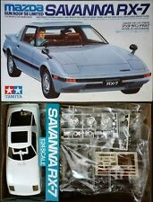 Rare and Out Of Print - Tamiya 1/24 Savanna RX-7 SE Limited SA22C