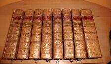 Les Pseaumes (1785, F. Berthier, 8 Bände kpl.)