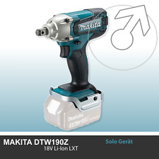 "Makita dtw190 Tournevis à Batterie AKKUSCHLAGSCHRAUBER 1/2 "" 18V Li-Ion - Solo"