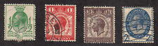 Great Britain - 1929 - Sc 205-08 - Used - Complete set