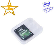 10 X Plastic Storage protective Case Holder Box For SD SDHC Memory Card Micro SD