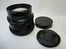 【AS-IS】 Mamiya Sekor Z 150mm f/3.5 W Lens For RZ67 Pro II From japan #191019-2jt