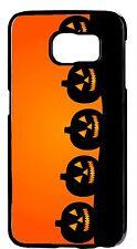 For Samsung Galaxy Note 5 Halloween Cute Pumpkin Horror Back Case Cover
