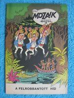 MOZAIK Mosaik Digedags 1975/3 EXPORT UNGARN Exportheft Hannes Hegen Z0-1