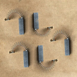 5x Vacuum Motor Cleaner Carbon Brush For Philips Midea Haier Sanyo Puppy LG Kit