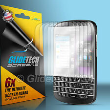 6x Super HD Clear Front Screen Protector Cover Shield Film For Blackberry Q10