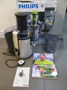 Philips Juicer and 4 Jason Vale Books