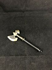 Mythic Legions Bromdenn Ironjaw Axe Ax Dwarf King Weapon Accessory Advent Decay