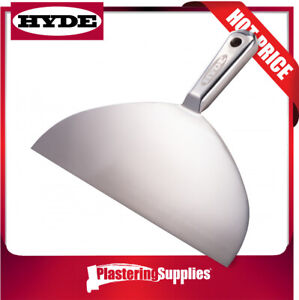"Hyde Joint Knife 10"" Flexible Full-Metal Stainless Steel 06889"