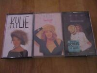 BULK Kylie Minogue RETRO compilation MIX cassette Tape tapes x 3